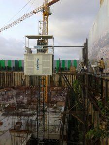 Basement Construction