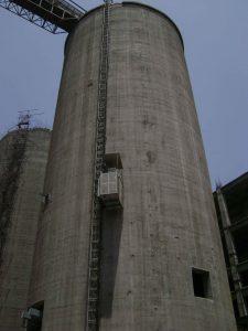 Cement Silo-compressed