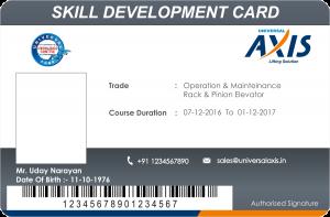 Skill Card 1