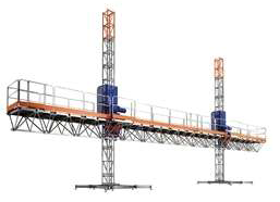 twin mast